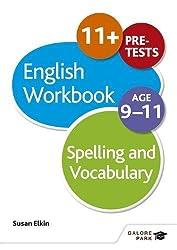 Spelling & Vocabulary Workbook Age 9-11