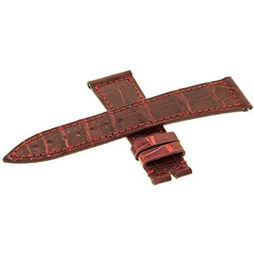 Franck Muller geneve in rosso 20-16 mm cinturino
