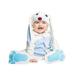 My Other Me Me-204314 Disfraz de pequeño conejito, 7-12 meses (Viving Costumes 204314)