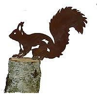 Eichhörnchen (groß, Rost)