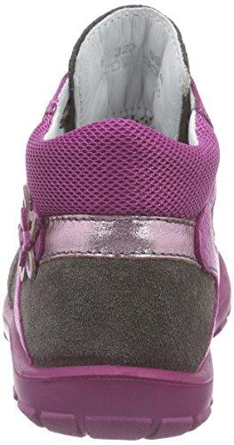 Superfit Softtippo, Chaussures Bébé marche bébé fille Gris (stone Kombi 06)