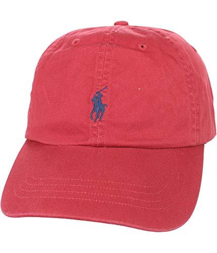 Ralph Lauren Herren Baseball Cap One size Gr. One size, Chili Pepper