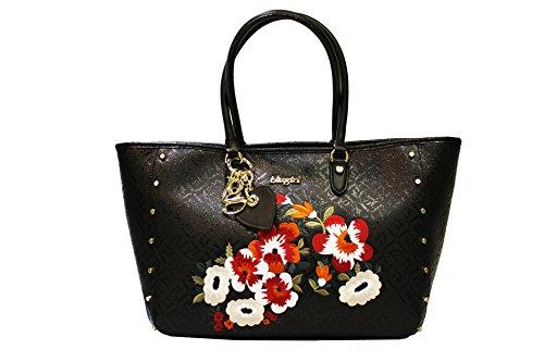 Borsa Donna modello Shopping Blugirl 822002 nero