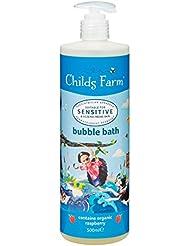Childs Farm bubble bath organic raspberry 500ml
