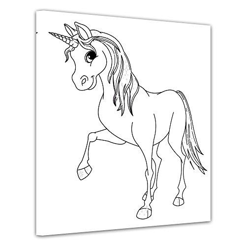 Einhorn Ausmalbilder Und Zeichnungen Für Kinder