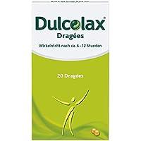 Preisvergleich für Dulcolax Dragées Abführmittel Spar-Set 2x100 Dragées. Wirken planbar über Nacht und befreien am nächsten Morgen