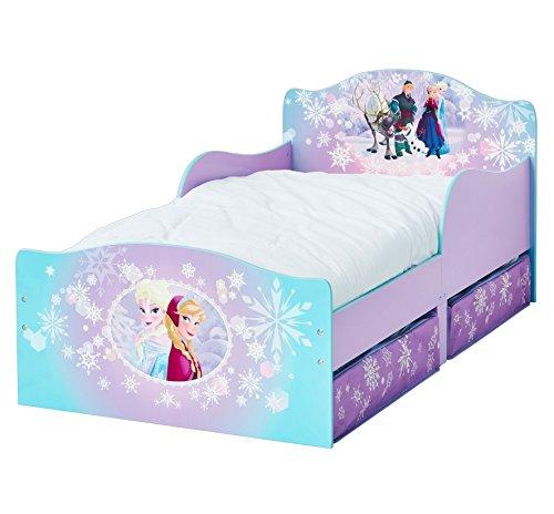 Disney Frozen 509FRN Kleinkinderbett mit Stauraum - 4