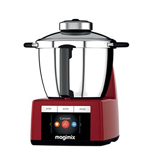 Magimix - Cook Expert 18900 Robot Cuiseur Multifonction 3,5L, Rouge
