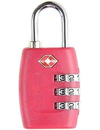 Okayji Jasit Luggage Padlock with 3-Digit Password