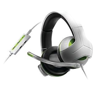 Thrustmaster Y-250x–Kopfhörer mit Mikrofon (Spielekonsole, Stereophonisch, Kopfband, verkabelt, 5,2m, ohraufliegend)