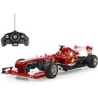 Ferrari F138–Formule 1 télécommandée, modèle d'origine sous licence, véhicule à l'échelle 1: 18