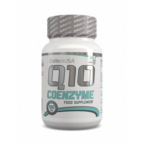 Biotech USA B0096I760O , Q10 Coenzyme Vitaminas y Minerales, 60 Cápsulas
