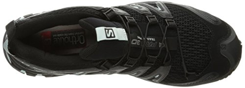 Salomon  XA PRO 3D, Chaussures de Trail femme Black/Magnet/Fair Aqua