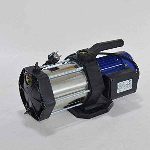 Kreiselpumpe Wasserpumpe Gartenpumpe Multi 1300 INOX 5400 L/h 6 bar