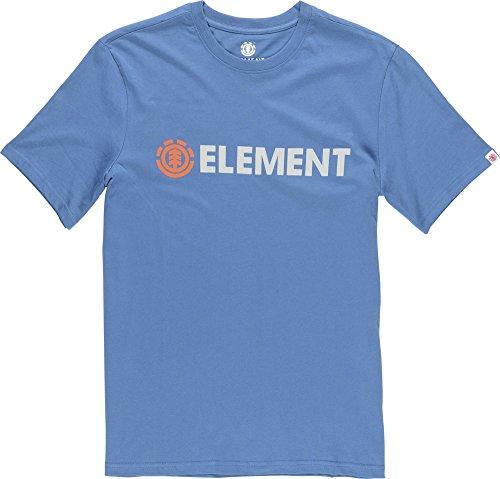 Element Blazin T-Shirt Blau
