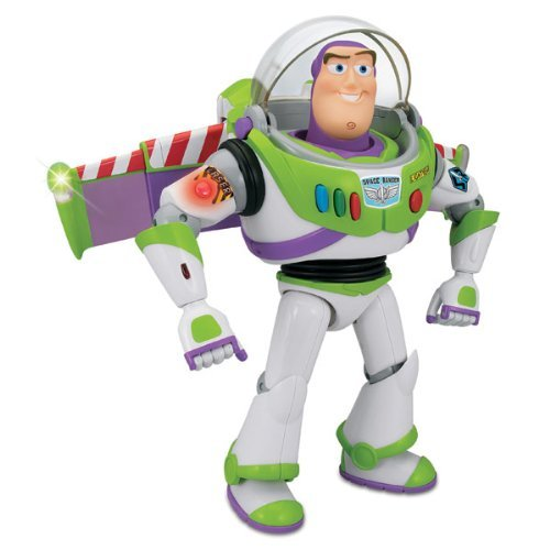 (Andy 's Toy Brust 30 cm Buzz Lightyear)