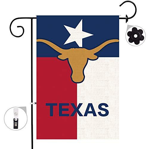 Bonsai Baum Texas Seasonal Jute Garten Flagge Banner Deko Outdoor Doppelseitig Yard Flagge 12x 18Prime 12x18 01 -