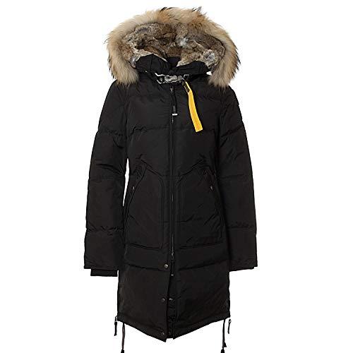 Parajumpers Damen Daunenmantel Long Bear schwarz - XS