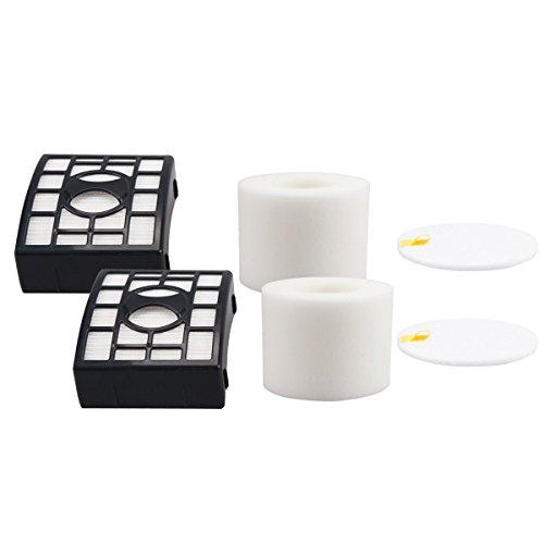 Schaumstoff Filter Kit für Vakuum Shark Rotator Pro Lift NV500Ersatz Filter Staubsauger Befestigung vergleichen zu Teil xff500