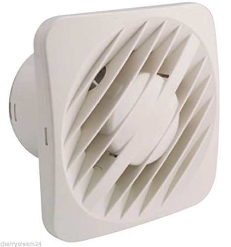 Bad-heizung Vent (12,7 cm 125 mm Greenwood Select axs125 Axial Küche Bad WC Abluftventilator)