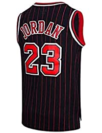 detailed pictures 7afcd fe40c A-lee Men  s Jersey toros Vintage campeón de la NBA, Michael Jordan