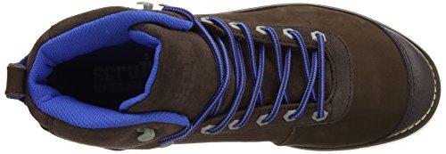 Scruffs Noble Boot, Chaussures de sécurité Homme Marron (brown)