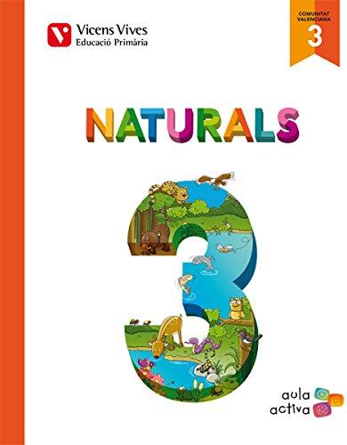 Naturals 3 Valencia (aula Activa) - 9788468216164