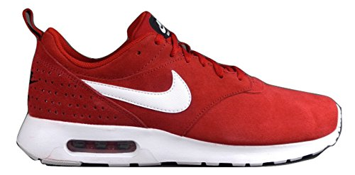 Nike Air Max Tavas, Sneakers basses homme Gym Red / White-Black
