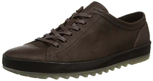 FLY London Herren Mato738fly Derby Braun (Dk Brown Black)