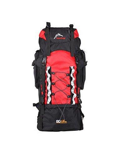 GXS Professional Outdoor Sport Reiten Camping wasserabweisend Multifunktions Schultern Bergsteigen Taschen - dunkelblau
