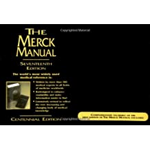 The Merck Manual of Diagnosis and Therapy: Centennial Edition (Merck Manual of Diagnosis & Therapy)
