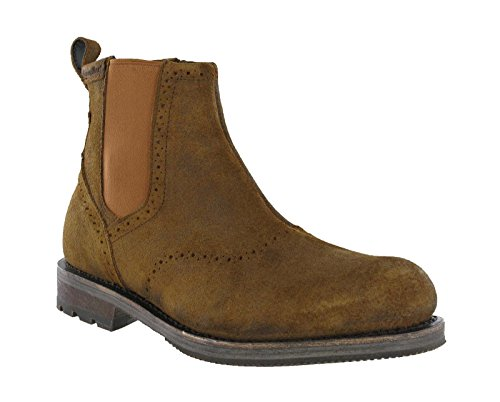 Caterpillar Fitz, Boots homme Marl Full Grain