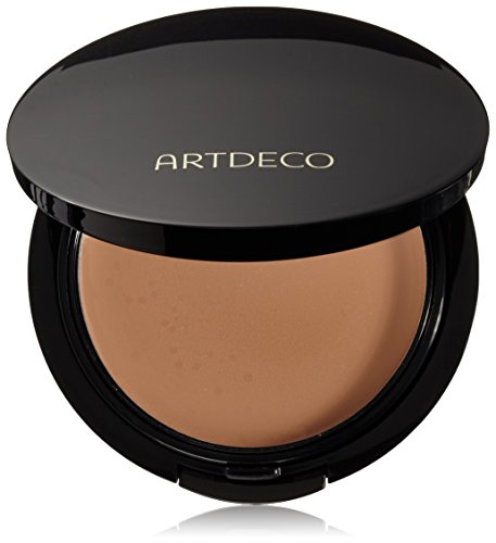 Artdeco Make-Up femme/woman, Double Finish Nummer 5 Beige cognac (9g), 1er Pack (1 x 9 g)