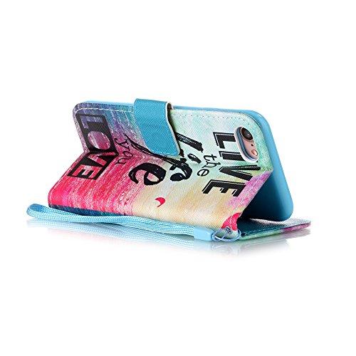 HX-439【Eine Vielzahl von Mustern】iPhone 6 Handyhülle Case für iPhone 6 Hülle im Bookstyle, PU Leder Flip Wallet Case Cover Schutzhülle für Apple iPhone 6(4.7 Zoll) Schale Handyhülle Cover im Bookstyle Farbe-33