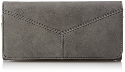 s.Oliver (Bags) Damen 39.801.93.4677 Schal, Grau (Pebble Grey), 2x10x19 cm
