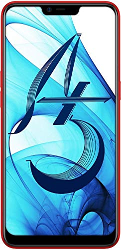 OPPO A5 (4GB RAM | 32GB, Diamond Red)