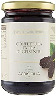 Agrisicilia Confettura Extra di Gelsi Neri - 360 g