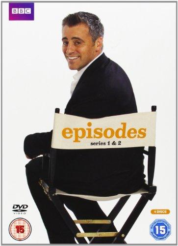 Series 1 & 2 Box Set (4 DVDs)