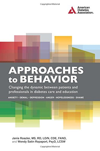 Approaches to Behavior: Changing the Dynamic Between Patients and Professionals in Diabetes Education