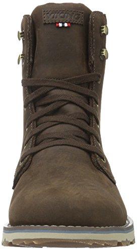 Viking Damen Moria Gtx Chelsea Boots Braun (Brown/Mid Blue 847)