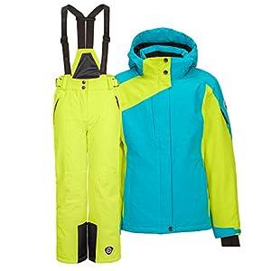 Killtec Kinderskianzug 2 TLG. Skijacke und Skihose