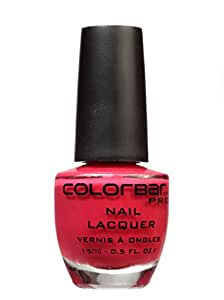 Colorbar Nail Lacquer Pro, Love Her Madly 50, 15ml