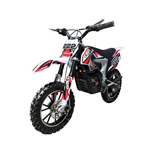Moto Dirt Bike électrique E-Road Falcon 500W Lithium