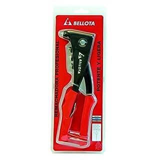 Bellota 6170 – Remachadora manual, herramienta para remachar de forma manual, para uso profesional o particular