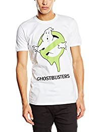 Plastic Head Ghostbusters Logo Slime - T-shirt - Homme
