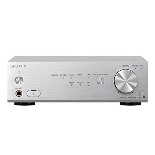 Sony-UDA-1-Amplificatore-Stereo-Audio-Hi-Res-Argento