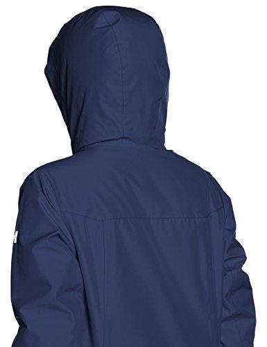 Helly Hansen Aden Longue veste isolée pour femme Bleu/Evening Blue