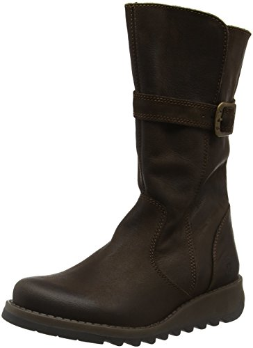 Fly London Sapi853fly, Women's Boots, Brown (Mocca 002), 5 UK (38 EU)