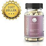 HAIRWORTHY: Les vitamines de croissance capillaires LES PLUS RAPIDES. 4x PLUS FORT que les comprimés de cheveux...