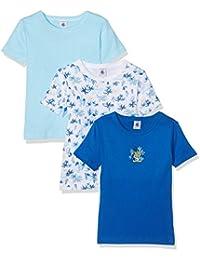 Petit Bateau T-shirt Mc_23820 - Tricots de peau - Garçon